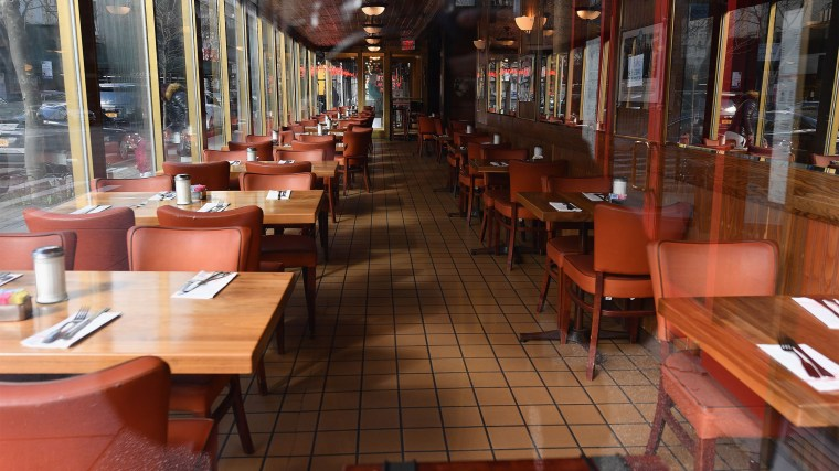 Restaurant industry already struggling during COVID-19 - Marketplace