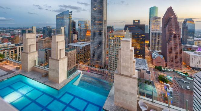 Downtown Houston Apartments Market Square Tower