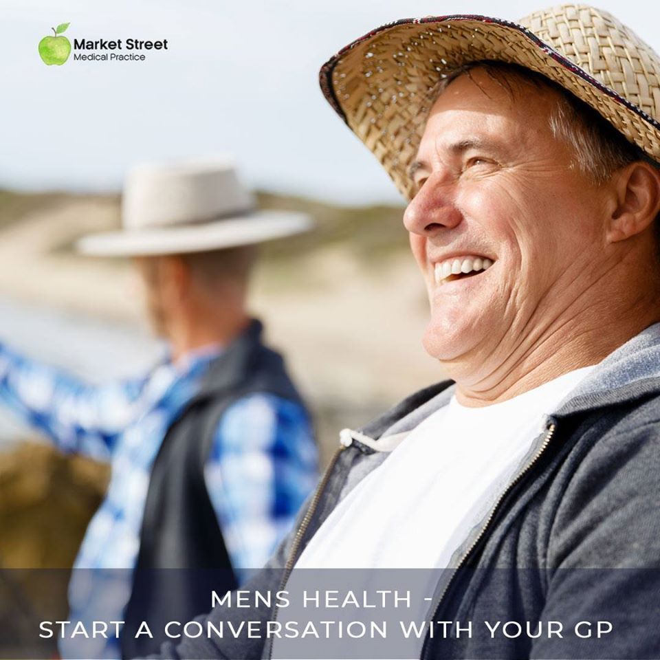 June is celebrated as men's health month, Doctors in Brisbane City
