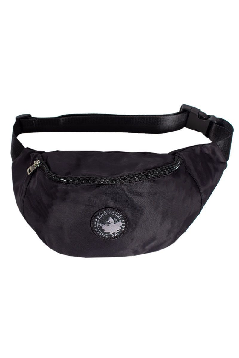 Canada Weather Gear Fanny Pack - Black