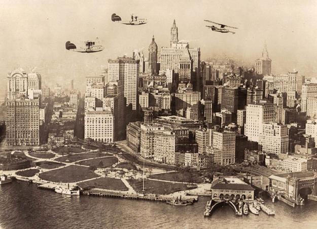 nyc 1920s