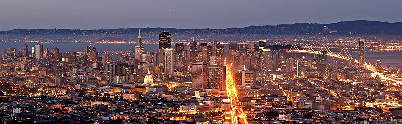 San Francisco. Ground zero for the debate over who gets to live where and why.