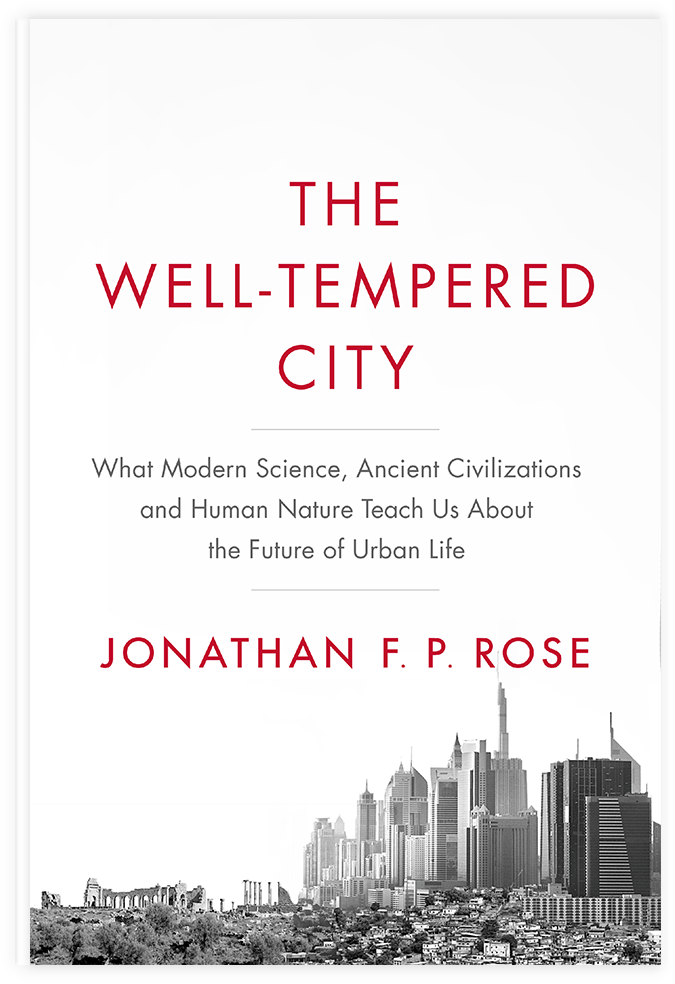 Book Review: The Well-Tempered City