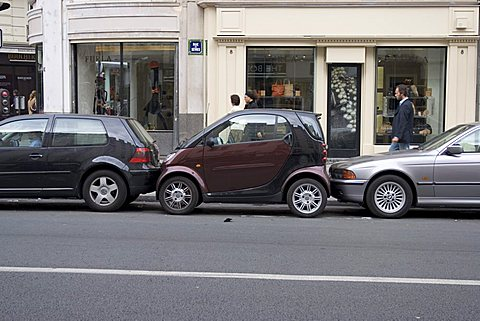 Government-Created Parking Externalities
