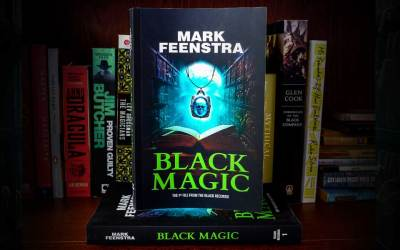 Black Magic Limited Run Paperback