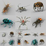 Insect Collection Volume 1 Mark Florquin