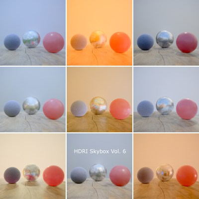HDRi Collection 6
