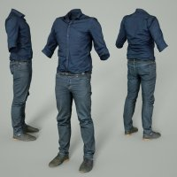 Male Clothing Outfit 16