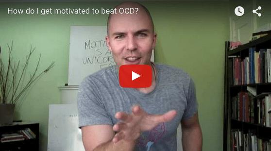 Motivation to beat Obsessive-Compulsive Disorder (OCD)