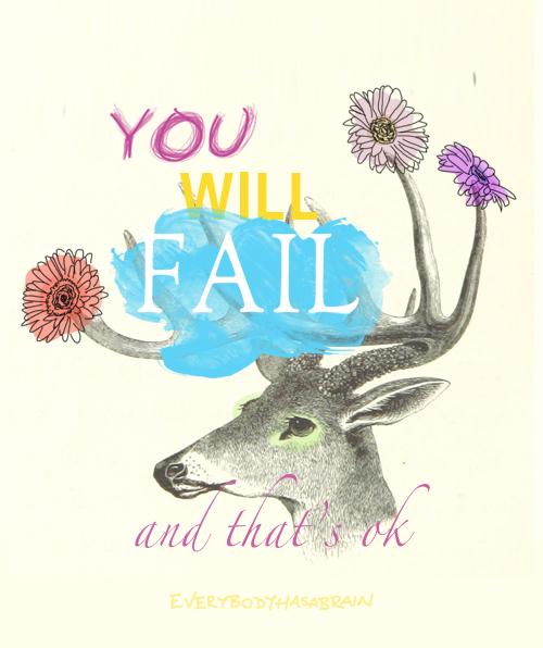 The Failure Creed