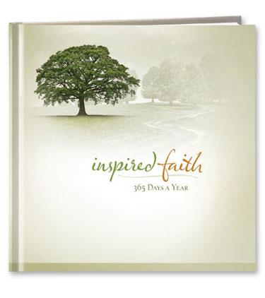 Inspired Faith 365 written by Mark Gilroy