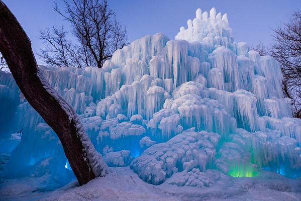 2015 Ice Castles
