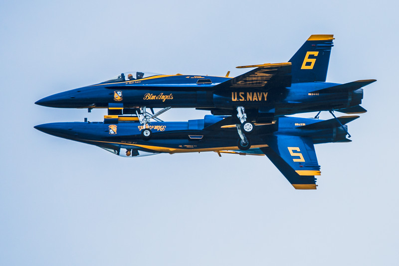 US Navy Blue Angels, Duluth Air Show 2014, Blue Angels Air Show