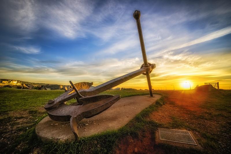 Anchor, Canal Park, Duluth, Minnesota