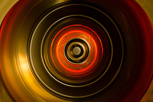 Futuristic Roulett, Abstract, Clothes Dryer, Motion