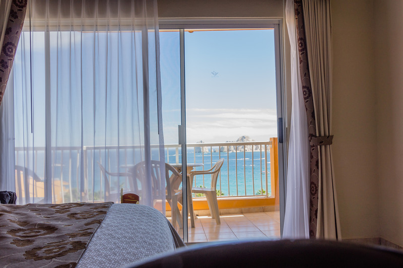 Hotel Room, Lightroom Adjustments, Cabo San Lucas, Mexico