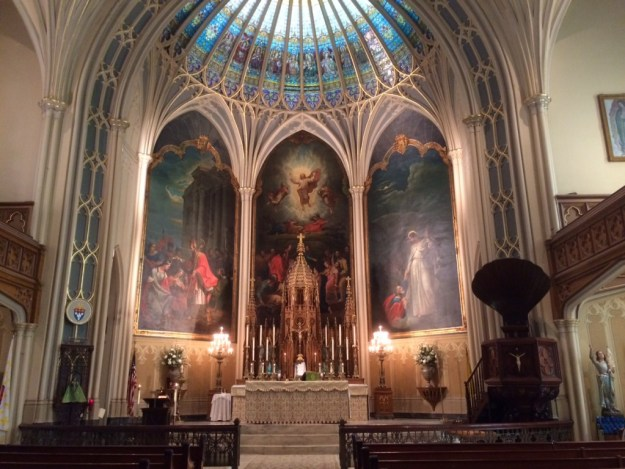 St. Patrick's in New Orleans