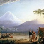 Alexander von Humboldt and Bonpland at the Foot of Volcan Chimborazo byFriedrich Georg Weitsch (Picture: Wikimedia Commons)