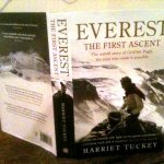 Everest The First Ascent by Harriet Tuckey