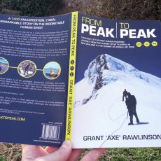 Introducing Grant Axe Rawlinson, the human-powered adventurer