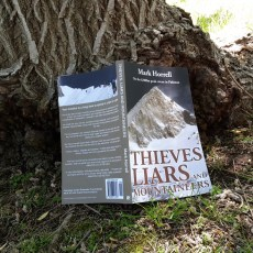 Thieves, Liars and Mountaineers is now available as a paperback