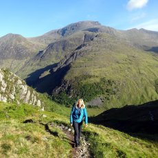 The Ring of Steall: a Scottish hill walking classic