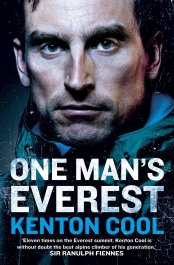One Man's Everest by Kenton Cool