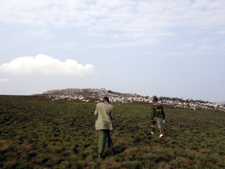 Approaching Mafinga South, at the southern end of the plateau