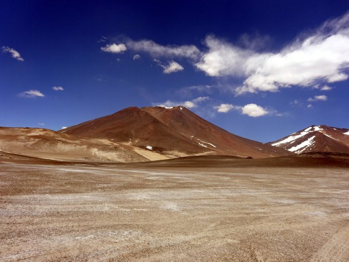 Cerro Vicuñas (6,067m): it certainly doesn't look that hard