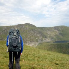 Walking the Aran Ridge, another Snowdonia secret