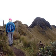 Fuya Fuya, the most exciting mountain in Ecuador