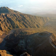 The Tanzanian Mount Meru
