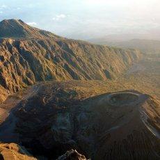 The Tanzanian Mount Meru
