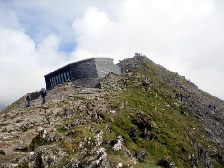 Hafod Eryri, Snowdon's summit visitor centre