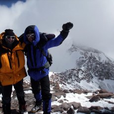 Aconcagua: when returning is better in every way