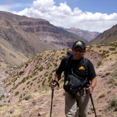 The King of Aconcagua