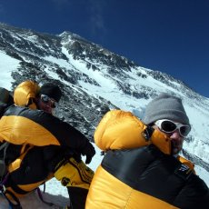 Everest 2012: Climbing and alcohol
