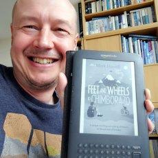 Feet and Wheels to Chimborazo is OUT NOW, but why did it take so long?