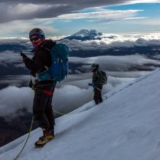 Climbing Cotopaxi: the 'most beautiful of all the colossal peaks of the Andes'