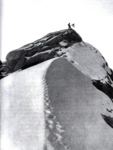 Frederick Cook's Denali route description wasn't entirely convincing, or his summit photo for that matter