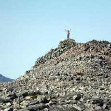 The weirdness of a Highland heatwave: 3 strange incidents on Beinn Liath Mhor