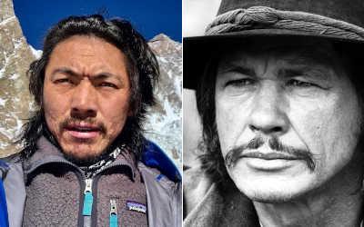 Mingma Gyalje Sherpa / Charles Bronson