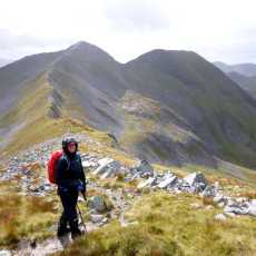Beyond the Nevis watershed, part 1: the eastern Mamores