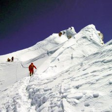 Summit day on Manaslu: what's it really like?
