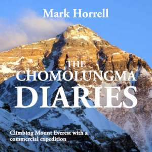 Get it here - the audiobook of The Chomolungma Diaries