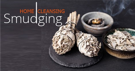House Sage Cleansing