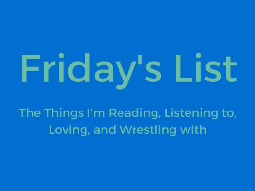 fridays-list
