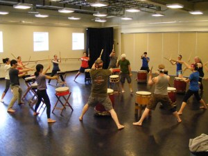 Mark H Rooney Recreational Taiko Class
