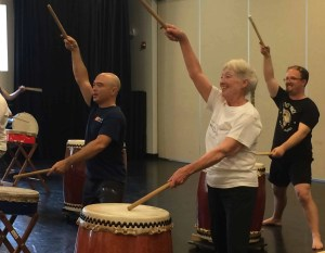 Winter Recreational Taiko Class @ Dance Exchange | Takoma Park | Maryland | United States