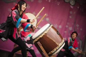 2018 Sakura Taiko Takeover at the Tidal Basin @ ANA Stage, Tidal Basin | Washington | District of Columbia | United States
